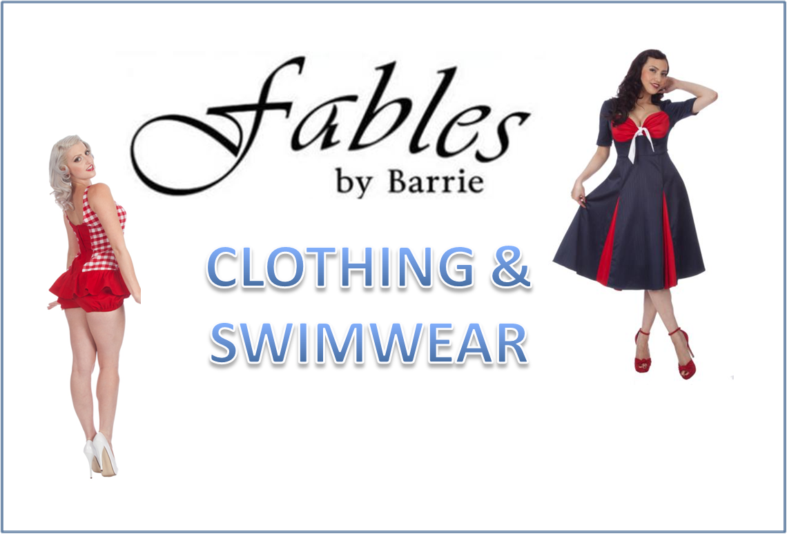 Fables By Barrie Clothing and Swimwear